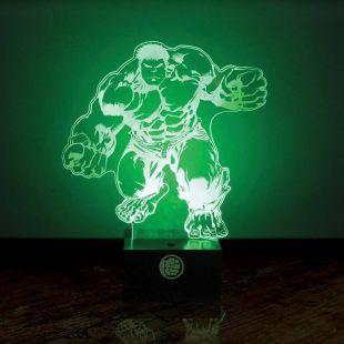 Lámpara Hulk Marvel Avengers
