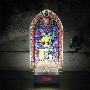 Lámpara LED Link, Zelda The Wind Waker