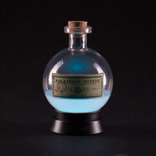 Lámpara Poción Multijugos de Harry Potter que cambia de color