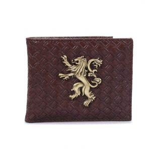 Cartera billetera casa Lannister de Juego de Tronos