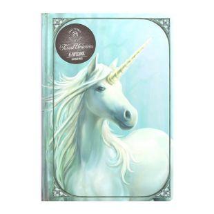 Libreta A5 Anne Stokes Unicornio