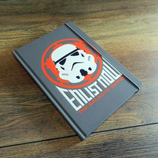 Libreta Enlist now to the galactic empire Star Wars