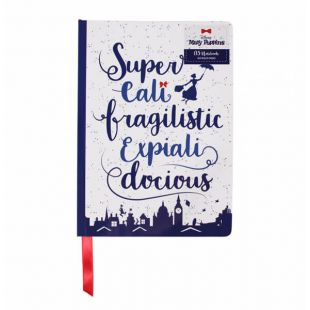 Libreta A5 Mary Poppins London