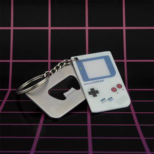 Llavero abrebotellas Nintendo Game Boy