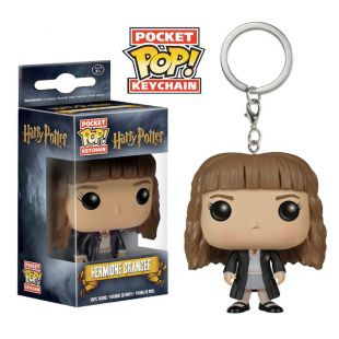 Llavero Pocket Pop! Hermione Granger de Harry Potter