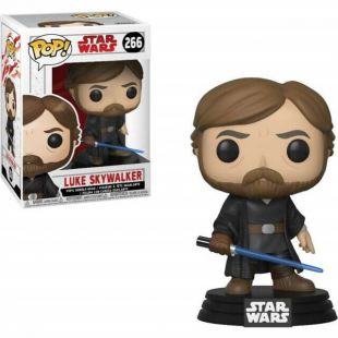 Figura Funko Pop! Luke Skywalker Batalla Final E8