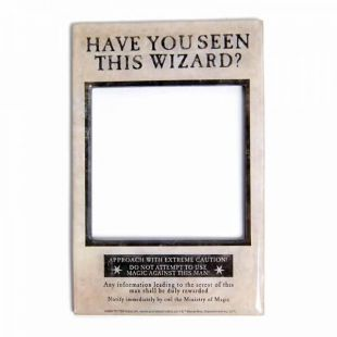 Imán Portafotos Have you seen this Wizard?