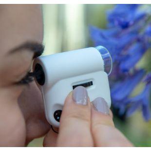 El Microscopio más pequeño del mundo