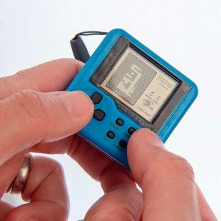 Micro bricks la consola Arcade de bolsillo