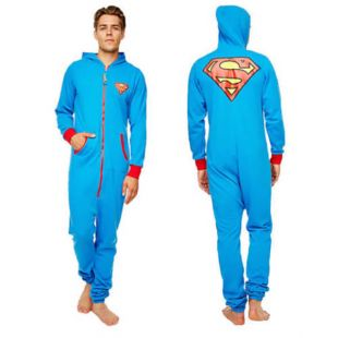 Mono de Superman Azul