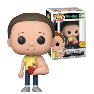 "Figura Funko Pop! ""Sentiment Arm Morty"" Morty ED. LIMITADA"
