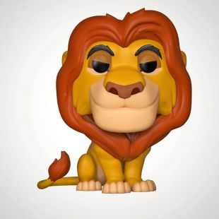 Figura Funko Pop! Mufasa del Rey León