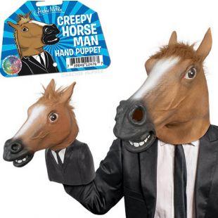 Cabeza de caballo, Títere