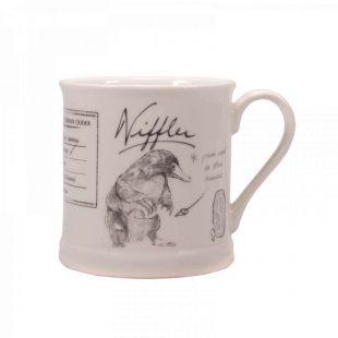 Taza vintage Niffler, de Animales fantásticos