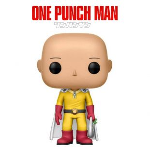 Figura Funko Pop! One Punch-Man Saitama