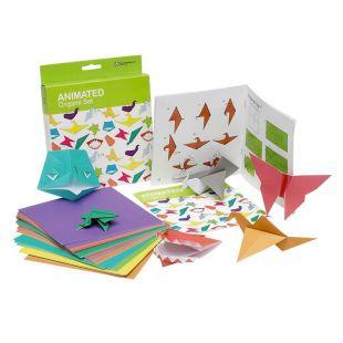 Set de manualidades Origami, papiroflexia