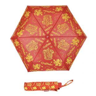 Paraguas plegable Gryffindor de Harry Potter