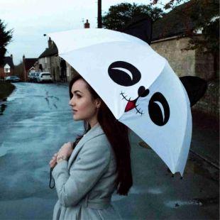 Paraguas Oso Panda Kawaii divertido