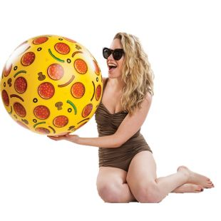 Pelota de playa Pizza