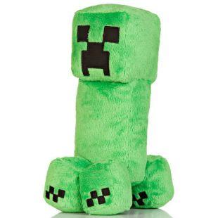 Peluche Minecraft, Creeper (27 cm.)