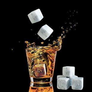 Piedras naturales para enfriar el Whisky