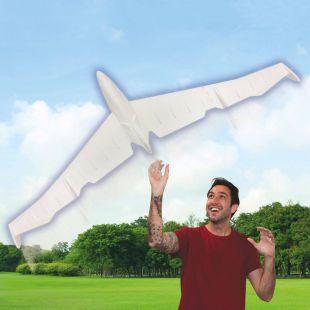 Avión mega planeador