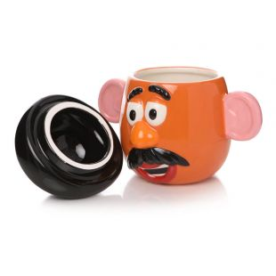 Taza con relieve Mr Potato Head de Toy Story