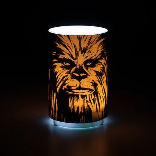 Punto de luz Chewbacca que grita Star Wars