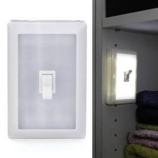 Interruptor punto de luz LED