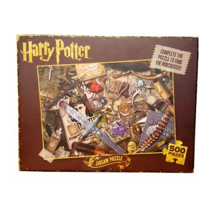 Puzzle Harry Potter Horrocruxes 500 piezas