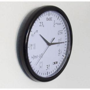 Reloj Matemático de pared