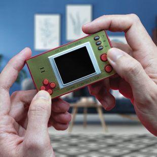 Videoconsola de bolsillo retro con 150+ juegos