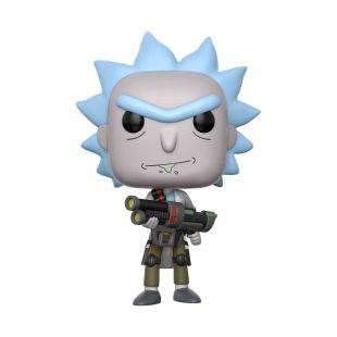 Figura Funko Pop! Rick & Morty Rick armado
