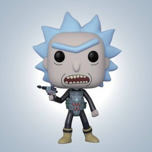 Figura Funko Pop! Prison Break Rick, de Rick & Morty