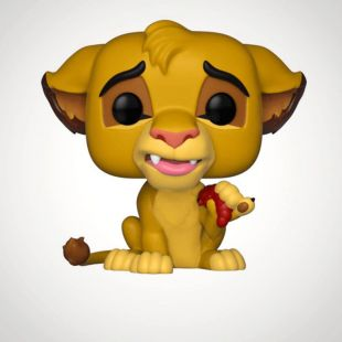 Figura Funko Pop! Simba del Rey León