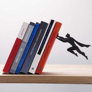 Soporte para libros Superhéroe