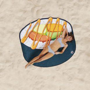 Toalla Sushi Roll, futomaki gigante
