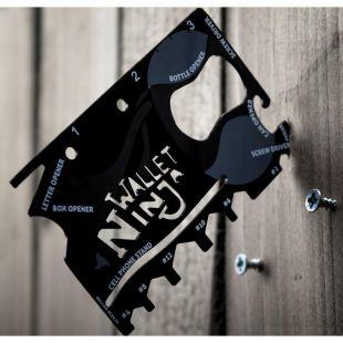 Tarjeta Ninja multiusos 16 en 1