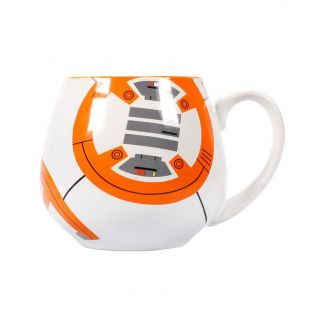 Taza 500ml droide BB-8 de Star Wars