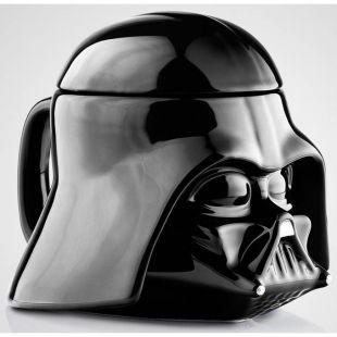 Taza Darth Vader 3D, de cerámica
