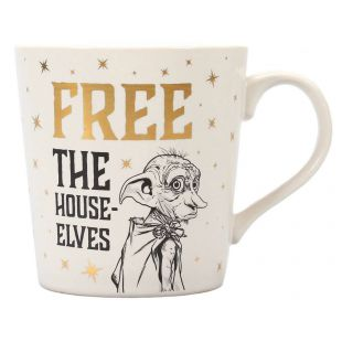 Taza Elfo Dobby Free the House Elves