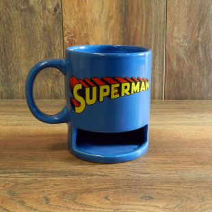 Taza galletero Superman