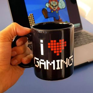 Taza I Love Gaming