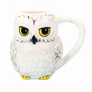 Taza 3D Lechuza Hedwig de Harry Potter