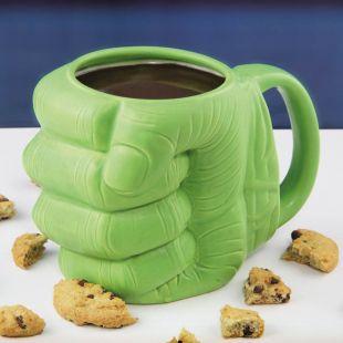 Taza Puño de Hulk