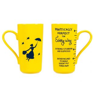 Taza latte Mary Poppins, Practically perfect in Every way