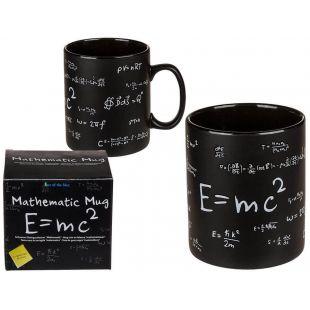 Taza grande fórmulas matemáticas