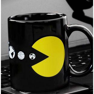 Taza Pac-Man Sistema Solar