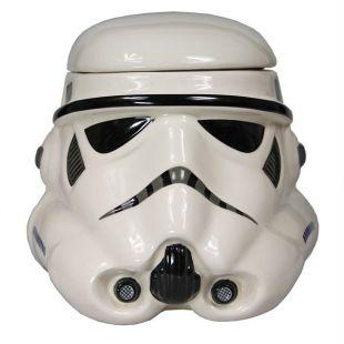 Taza Stormtrooper 3D, de cerámica