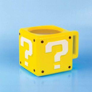 Taza Super Mario Mistery block